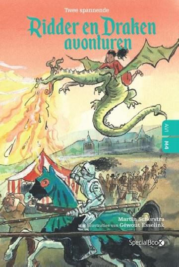 Ridder en Draken avonturen deel 1 - Twee spannende verhalen in een boek