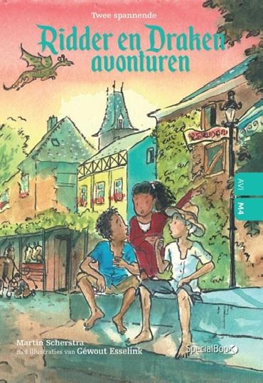 Ridder en Draken avonturen deel 2 - Twee spannende verhalen in een boek